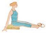 yoga - aquecimento para tornozelo