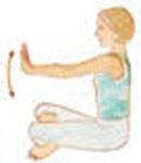 yoga - aquecimento para pulsos