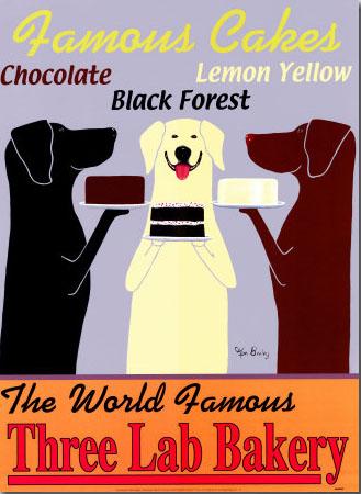 5-imagens-Labradores Vintage AllPosters