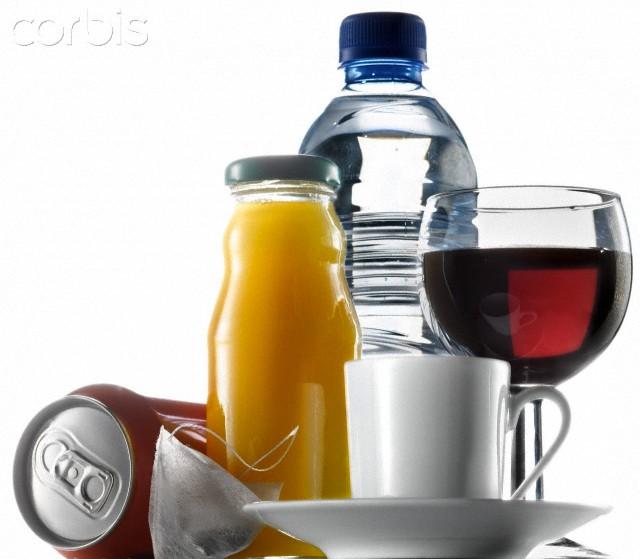 bebidas - alimentos para osteoporose
