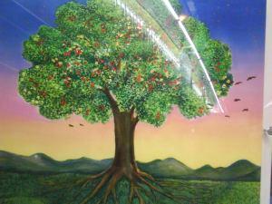 Feng Shui e o poder das imagens: árvores