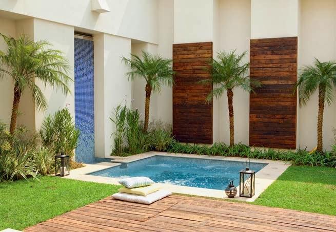 Piscinas e feng shui for Dimensiones de piscinas pequenas