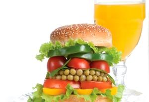 Os vegetarianos têm menores chances de desenvolverem a diabetes. Foto: Fabio Mangabeira