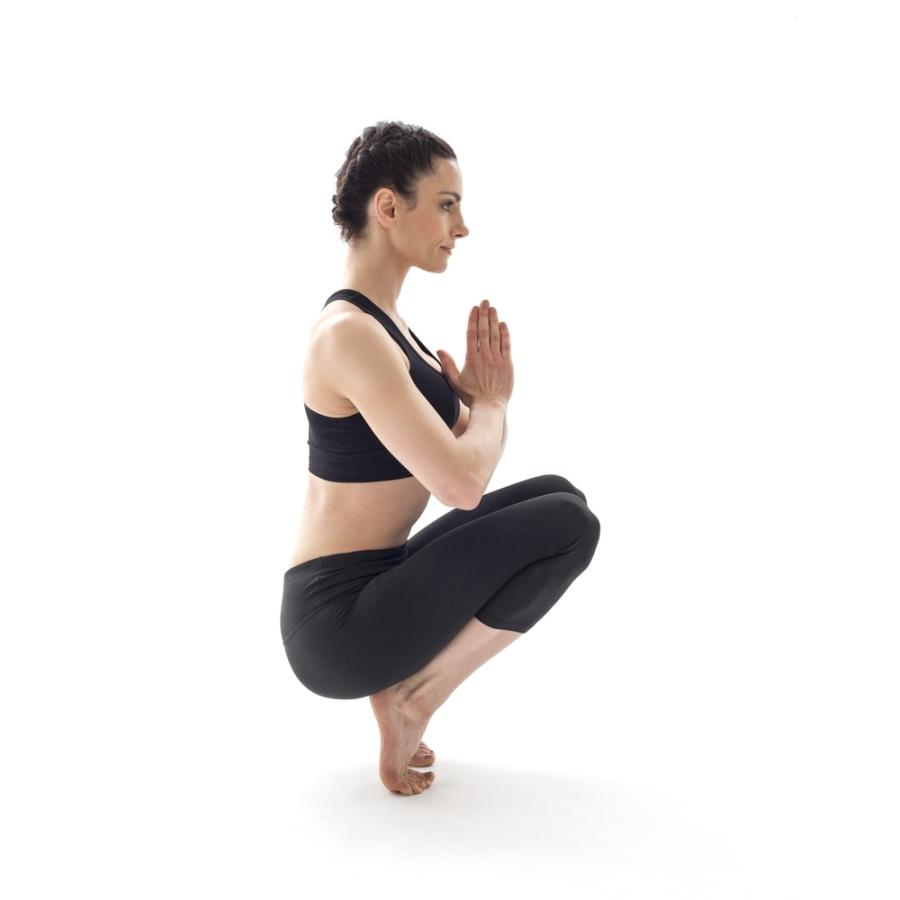 malanasana - yoga para corredores