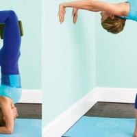 Yoga:aprenda a inclinar-se a partir da postura de pé