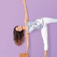 Yoga: Postura da Meia-Lua