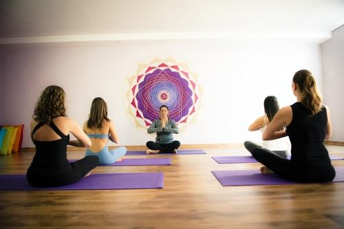 Yoga no Espaço Kaizen - Dia da Mulher
