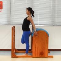 Pilates: Postura nos alongamentos