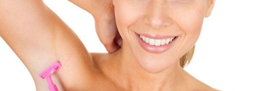 5 dicas para cuidar da pele das suas axilas