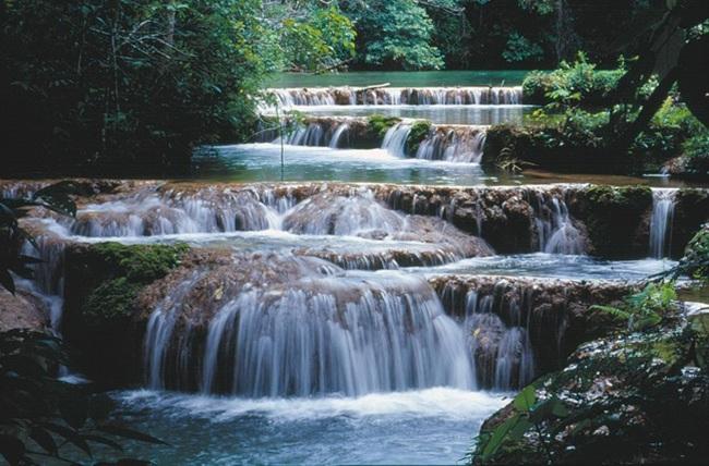 Feng Shui cachoeira