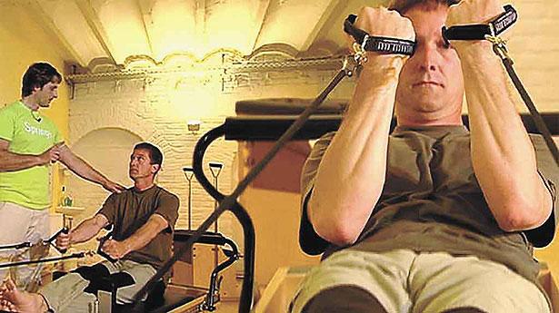 Pilates vem arrebatando o público masculino2
