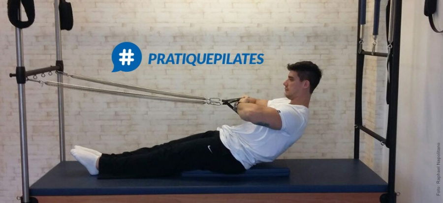 Pratique Pilates: Back Rowing