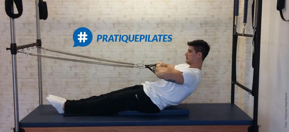 Pratique Pilates: Back Rowing