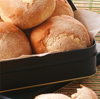 Receita: Pão de milho
