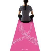 Outubro Rosa: Yoga e o câncer de mama, redução do estresse e aumento da qualidade de vida